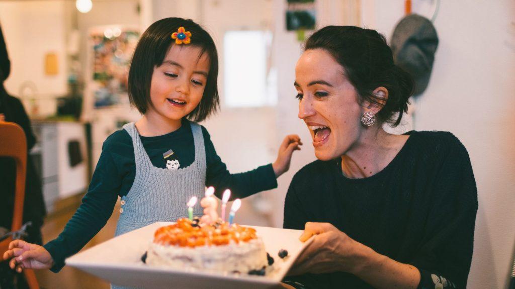 جشن تولد در دوران کرونا