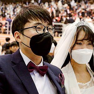 عروسی در ایام کرونا